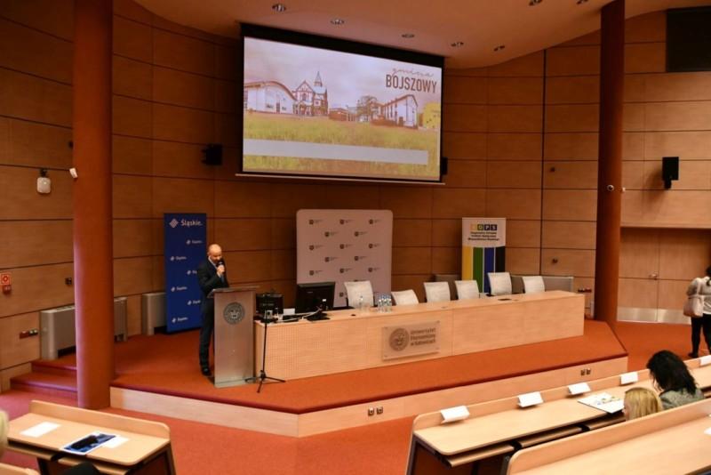 Zdjęcie 1. Konferencja Usług Społecznych