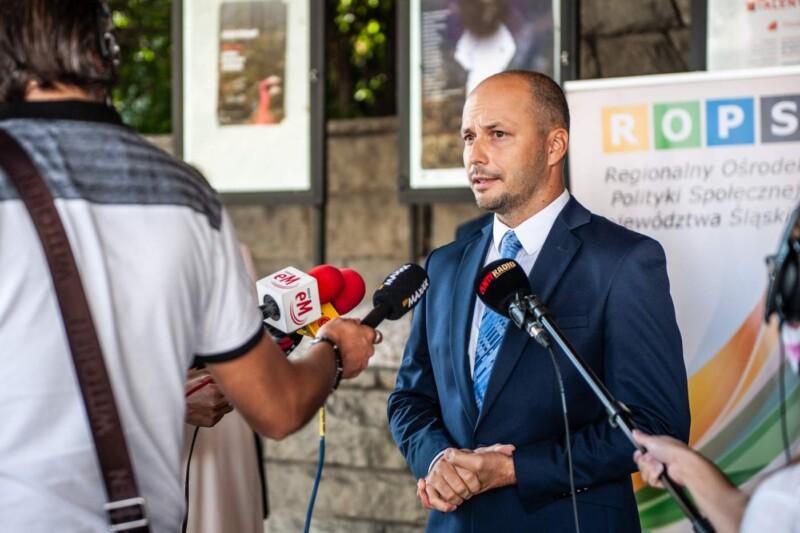 Prowadzę jestem trzeźwy_Paweł Gmyrek prezes Fundacji_fot. Sebastian Ocie...